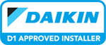 Daikin D1 Approved Installer